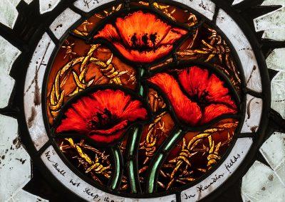 Poppies (We Shall Not Sleep) 2014
