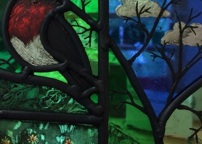 Stained glass Master Class with Rachel Mulligan
